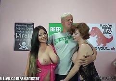 Die kleine blonde Elsa Jean mit der großen Muschi wird von bbw german porn einem großen Kerl gefickt